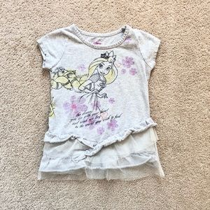 Disney Rapunzel Tunic Top